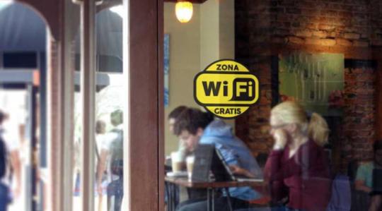 Como robar wifi sin programas